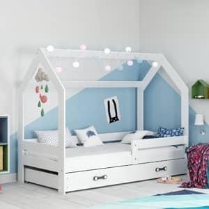 Otroške postelje Otroške Posteljice Hiške - 160x80 cm dobavljivo