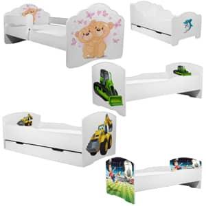 Otroške postelje 140x70 cm - Dimenzije 140x70 cm
