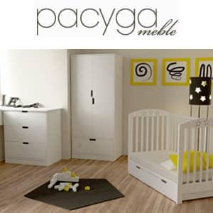 Otroške sobe Pacyga velika ponudba
