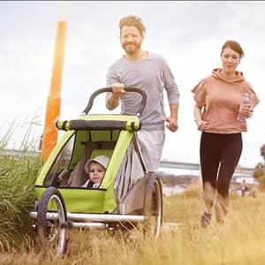 Otroška kolesarska prikolica za zabavo in varno vožnjo.Kolesarske prikolice za otroke po super ceni.