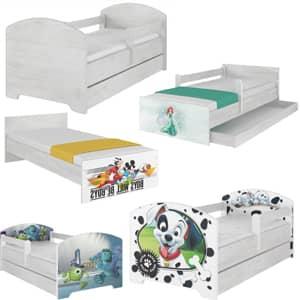 Otroške postelje avtomobil Dimenzije 160x80