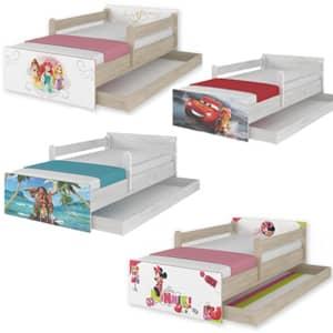 Otroške postelje avtomobil Dimenzije 180x90