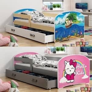 Otroške postelje Dimenzije 160x80 dobavljivo