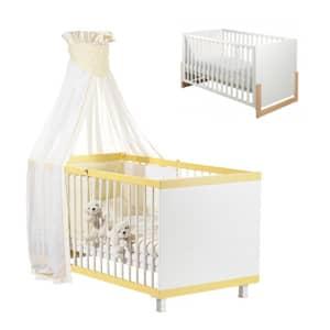 Otroške posteljice 140x70 cm Otroške Posteljice Geuther ugodno