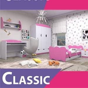 Otroška posteljica - Kolekcija Classic nizka cena