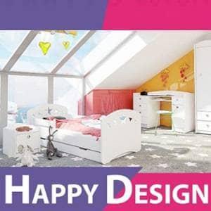 Otroška posteljica - Kolekcija Happy Design nizka cena