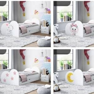 Otroška posteljica - Dimenzije 200x90 cm nizka cena