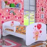 Otroške Posteljice Happy Babies 140x70 - 160x80 - 180x90 cm