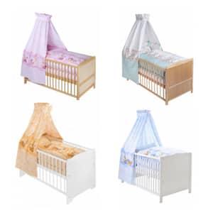 Otroške posteljice 140x70 cm Otroške Posteljice Julius Zoellner ugodno