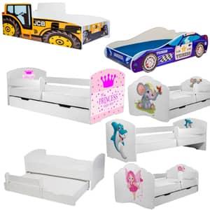 Otroške posteljice 160x80 cm velika izbira.Otroška posteljica kobi super izbira za vas.