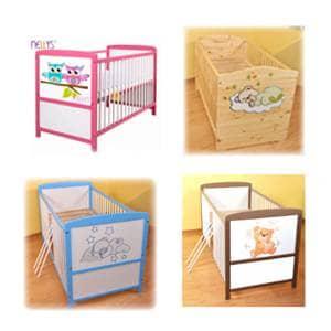 Otroške posteljice 140x70 cm Otroške Posteljice Mamitati ugodno