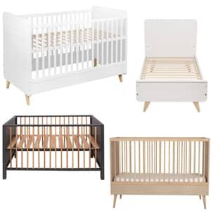 Otroške posteljice 140x70 cm Otroške Posteljice Quax ugodno