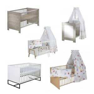 Otroške posteljice 140x70 cm Otroške Posteljice Schardt ugodno
