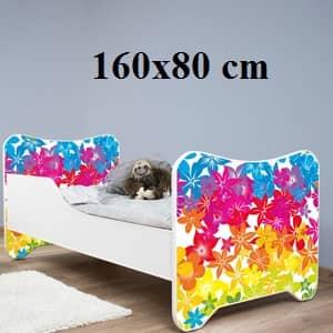 Otroške postelje avtomobili in Dimenzije 160x80 znižano