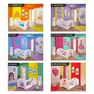 Otroška posteljica - Otroške Posteljice za 2 Otroka nizka cena