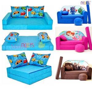 Udobne in praktične otroške sedežne garniture iz pene na voljo po ugodni ceni.