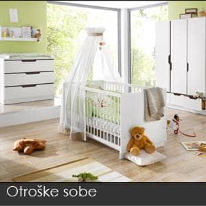 Otroške sobe - poznanih proizvajalcev . Otroška soba geuther in schard v akciji.