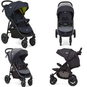 otroški vozički Joie Litetrax 4 Plus v2