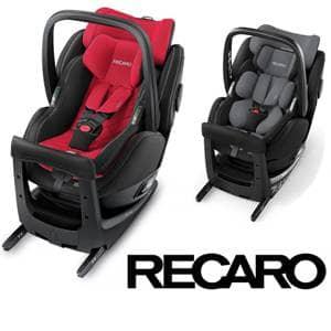 Otroški avtosedeži Recaro Zero.1 Elite I-Size
