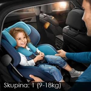 Otroški avtosedeži vam nudijo zanesljivost in varnost med vožnjo.Avtosedeži imajo ustrezno homologacijo ECE R 44-04.