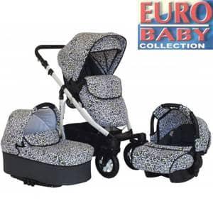 otroški vozički Euro-Baby
