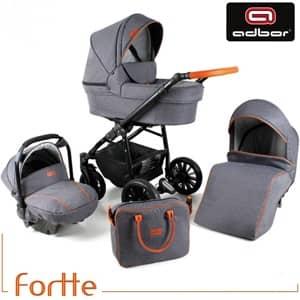 otroški vozički Fortte