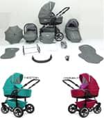 otroški vozički Zapp Eko