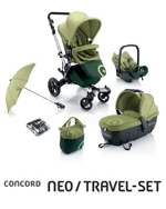 Neo Travel Set - KOMPLET