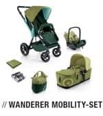 Wanderer Mobility Set - KOMPLET