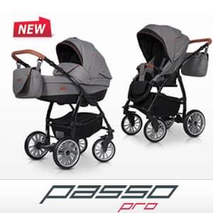 otroški vozički Passo PRO
