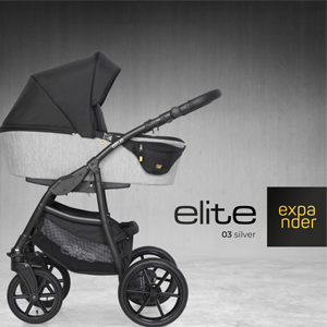 otroški vozički Elite