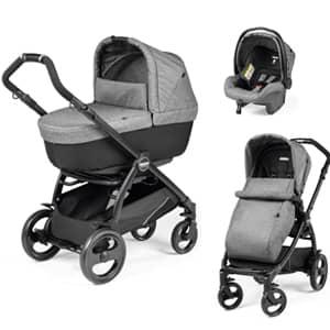 otroški vozički FUTURA 3v1 Komplet