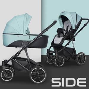 otroški vozički Side