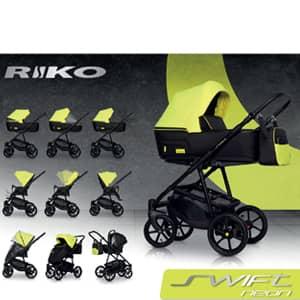 otroški vozički Swift NEON