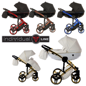 otroški vozički Junama Individual Line