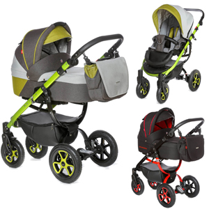 otroški vozički Grander MIXX