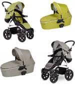otroški vozički X-A