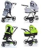 otroški vozički 3-Tec Plus