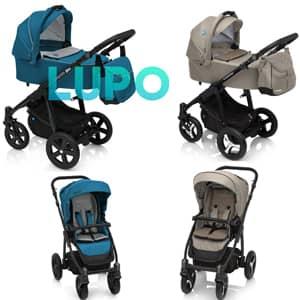 otroški vozički Lupo - Comfort