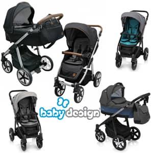 otroški vozički Baby Design