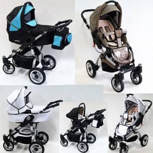 otroški vozički Baby Fashion
