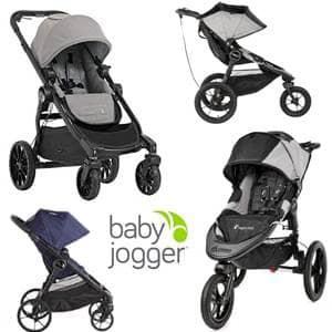 otroški vozički Baby Jogger