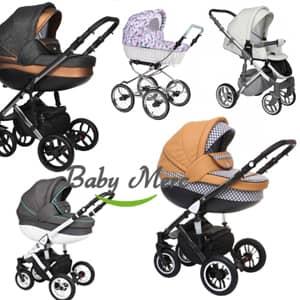 otroški vozički Baby-Merc