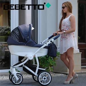otroški vozički Bebetto