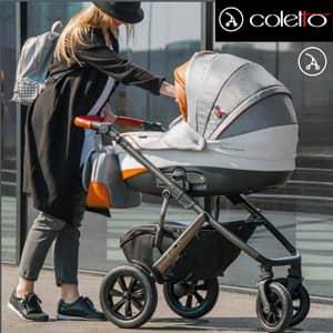 otroški vozički Coletto