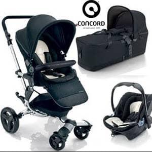 otroški vozički Concord