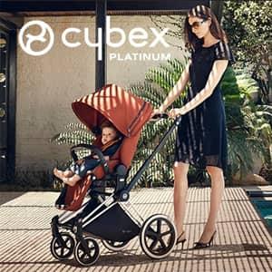 otroški vozički Cybex