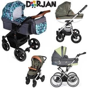 otroški vozički Dorjan