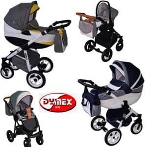 otroški vozički Dymex