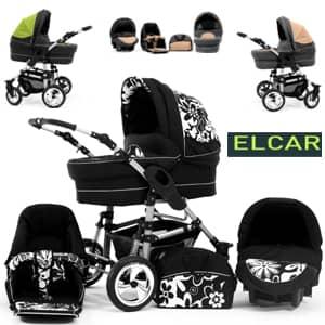 otroški vozički Elcar